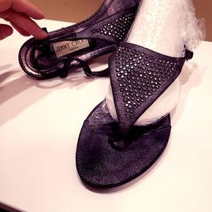 Jimmy Choo Thong Sandals size 9.5